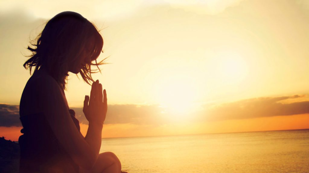 praying for my friend